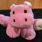 DanDee Collector's Choice lavender pinkish  Plush Hippo Lovey