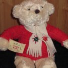 Hallmark Tan Jingle Bear Plays Jingle Bells Plush toy