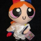 Blossom PowerPuff Plush Doll by Cartoon Network from 1999