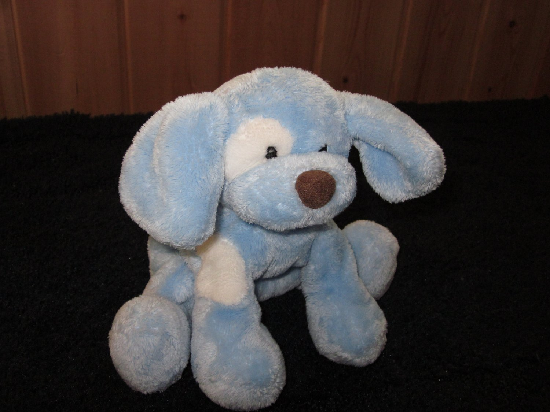 "Baby Gund Barking Spunky 8"" #58376 Plush Puppy Dog"
