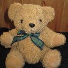 Elizabeth Arden Tan Curly Teddy Bear Plush Toy