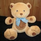 Russ Baby Plush Teddy Bear named Cubbles Lovable Plush Cub