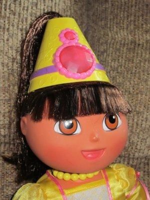 Fisher Price Princess Dora The Explorer Doll Sings Talks