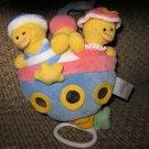 Baby Gund Musical CribToy Little Quack-ups Ducks boat fish