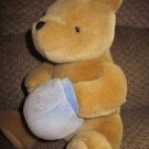 Gund Classic Pooh Bear Plush Musical Wind up Toy 9""