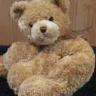 Princess Soft Toys Plush Tan Bear from 2003