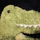 Mary Meyer Sweet Rascals Green Plush Alligator