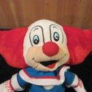 """BoZo the Clown Plush Doll 13"""""""