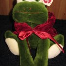 Ty Frog Named King #6140 Rare Version