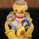 1999 Kinder Garden Babies by Marvel SunFlower Doll