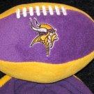 Official Minnesota Vikings NFL Baby Security Blanket
