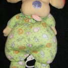 Carters Emu Namae Plush Puppy dog Musical Crib Toy Plays Brahms Lullaby