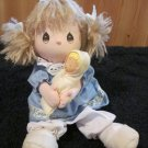 Applause Wallace Berrie Precious Moments Plush Doll from 1986