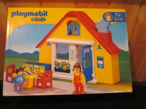 Playmobil 1 2 3  Family house extras #6741