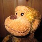 Princess Soft Toys Long Brown Monkey