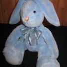 Target Super Soft Blue Bunny Rabbit Plush