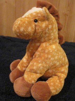 TY Pluffies Horse Pony named Lasso Plush Toy