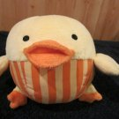Skip Hop Baby Chick or Duck Plush Funky Farmyard Roll Around Chime Toy