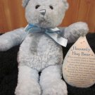 Princess Soft Toys Blue Teddy Bear made for Hugging