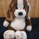 Applause Sad Sam Floppy 12804 Plush Puppy Dog