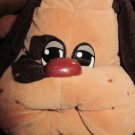 "Tonka 17"" Pound Puppies Plush Tan and Brown Puppy Dog"