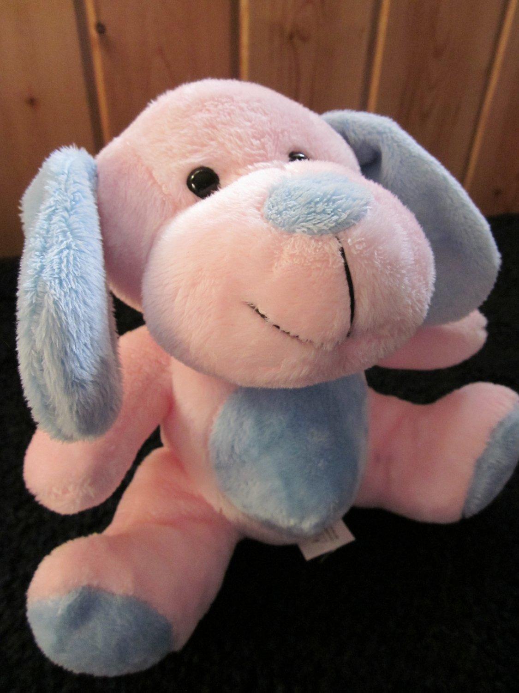 Best Made Toys Plush soft Pink Blue Puppy dog