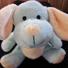 Best Made Toys Plush soft Blue and yellow Puppy dog