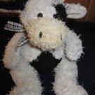 Russ Berrie Plush Cow named Latte