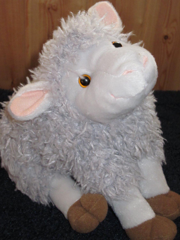 Kohls Grey Plush Sheep Or Lamb Mama