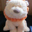 Koala Baby Yellow Plush Lion Orange Mane