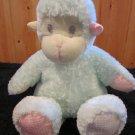 First & Main Pastel Baby Zoo Plush Green Monkey