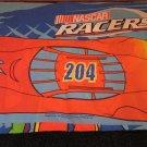 Standard Size Dan River Nascar Racers Pillow Case