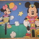 Standard Size Disney Mickey Mouse  Pillow Case