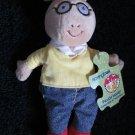 Springbok Hallmark Plush Arthur Doll NWT puzzle inside