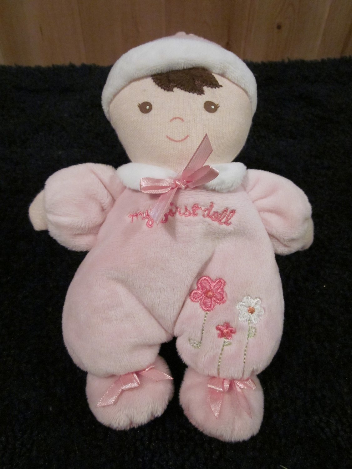 Child Of Mine Carters Pink Plush Doll My First Doll