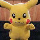 "Toy Factory 10"" Plush Pikachu from Pokemon"