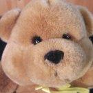 Dakin 1994 Brown Teddy Bear Musical Crib pull Toy Twinkle Twinkle little star
