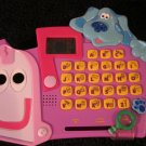 Mattel Blues Clues Talking Mailbox Electronic Identifying letters Sounds and Search game