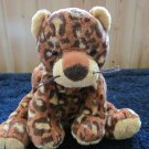 Ty Pluffies Retired Leopard Named Pokey  2003