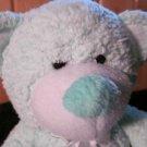 Baby Boom Mint Green Teddy Bear My First Teddy