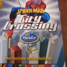 Spiderman City Crossing Thinkfun game Marvel Heroes