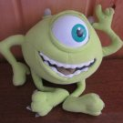 Monsters inc Plush green Mike Wazowski