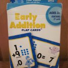 Blues Clues Early Addition Flash Cards with Flaps Educational teaching tool