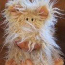 Gund Hairoids Plush Named Niblet #30088 Pig I think...