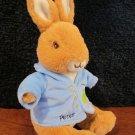 The Original Peter Rabbit by Beatrix Potter Plush toy 2008