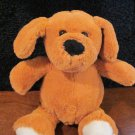 Puli International Rust colored Plush Dog with black nose