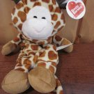 Boots & Barkley Plush Giraffe Dog Toy
