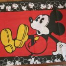 Mickey Mouse pillow case same on both sides by Disney