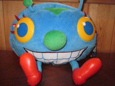 Miss Spider S Sunny Patch Friends Blue Bug Named Bounce