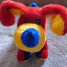 Choo Choo LaRoo Plush Dog named Spike the Puppy Plush Toy